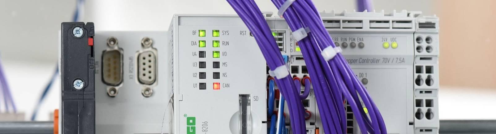 Portius + Schulenburg Elektrotechnik