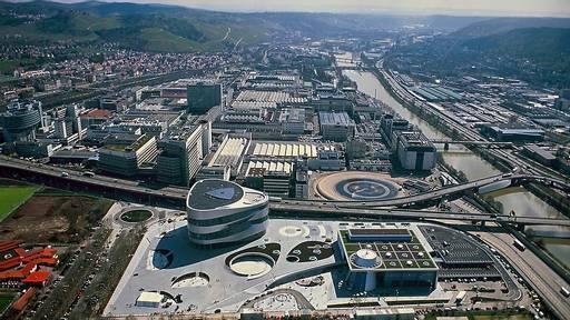 Daimler Werk Untertürkheim