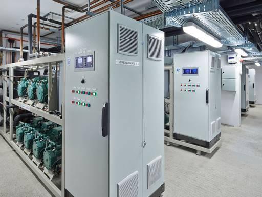 Industriekälteanlage