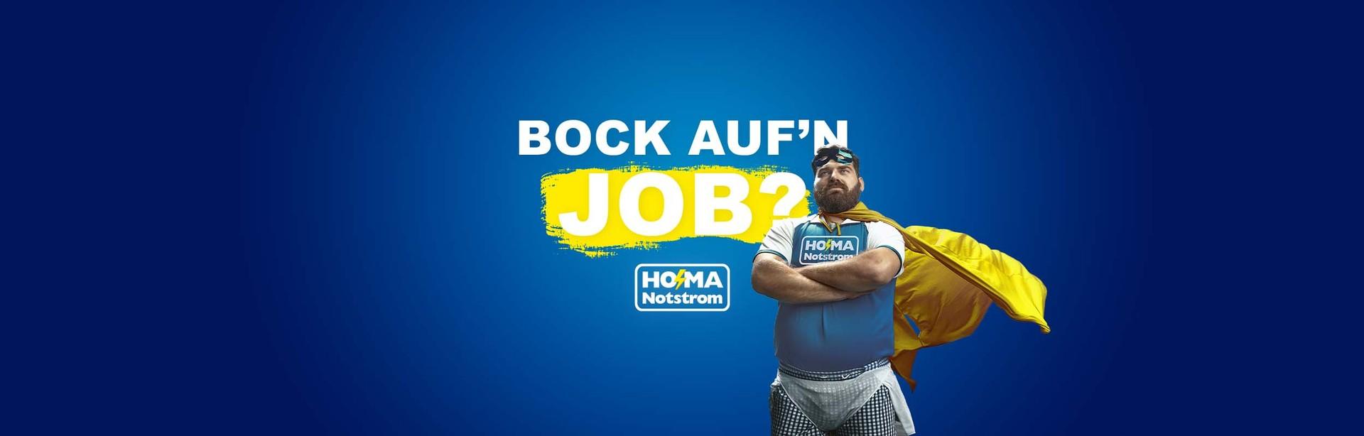 HO-MA Elektro Aggregate Service GmbH