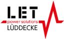Logo von LET Lüddecke GmbH