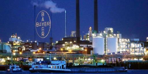 Bayer AG Maschinenprüfung