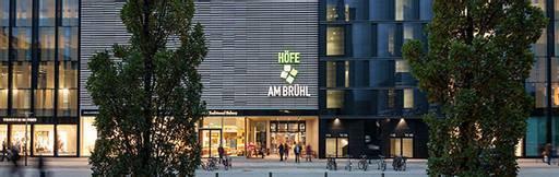 "Kälte-Contracting: ENGIE Deutschland kühlt Shopping-Center ""Höfe am Brühl"""